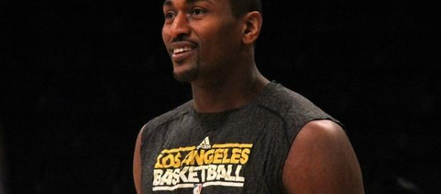 Metta World Peace/ Photo via Derral Chen, Flickr