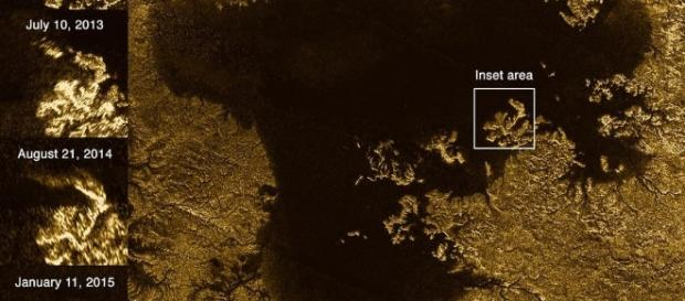 Mysterious 'Magic Islands' on Saturn's Titan Moon May Have Just ... - seeker.com