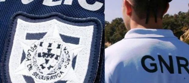 PSP e a GNR são as nossas maiores forças de segurança