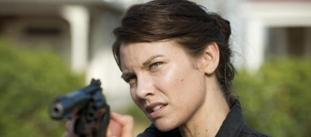 The Walking Dead: Maggie Pushes Things Forward - Today's News: Our ... - tvguide.com