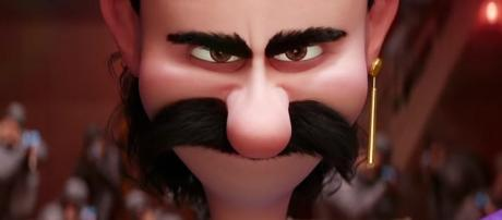 A New Villain, Balthazar Bratt, Steals the Show In 'Despicable Me ... - cartoonbrew.com