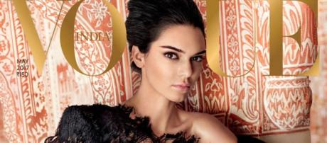 Kendall Jenner Faces Backlash Over Vogue India Cover - nymag.com