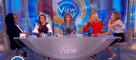 """""""The View"""" on Donald Trump, via YouTube"""
