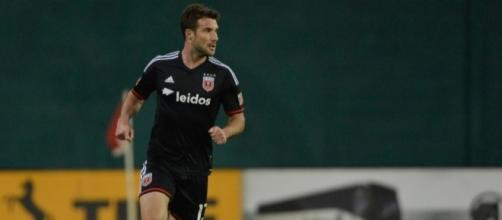 DC United draw level with New England Revolution on Saturday night.