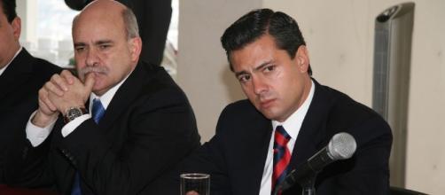 Enrique Peña Nieto le saca provecho a las detenciones de los ex gobernadores en fuga