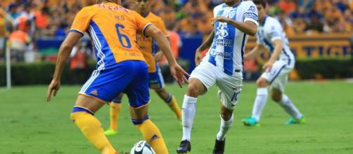 Los Tigres cerrarán la final de la CONCACAF Liga de Campeones como visitantes