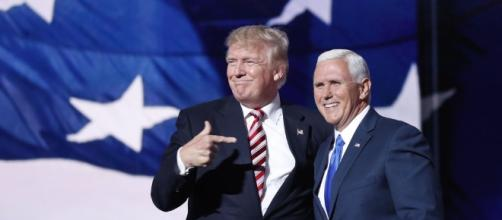 Pence releases tax returns, Trump still won't   The Times of Israel - timesofisrael.com