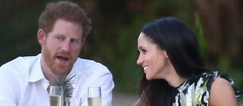 Prince Harry and Meghan Markle at wedding - Photo: Blasting News Library - eonline.com