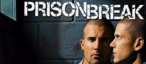 Prison Break tv show logo image via Flickr.com