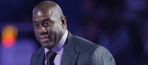 Remembering Magic Johnson's bad NBA takes as he's named Lakers ... - sportingnews.com