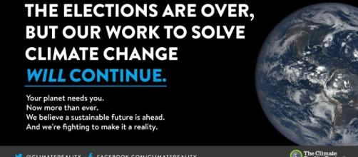 What the Election Results Mean for the Climate Crisis   Climate ... - climaterealityproject.org