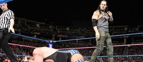 WWE SmackDown Live Results October 18 - AJ Styles vs Ellsworth And ... - playcaper.com