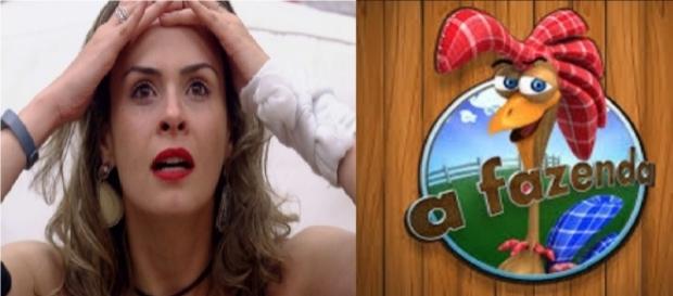 Ana Paula fala se vai participar da 'Fazenda' na Record