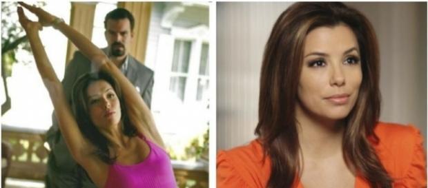 Atriz viveu intensamente a personagem 'Gabrielle Solis'