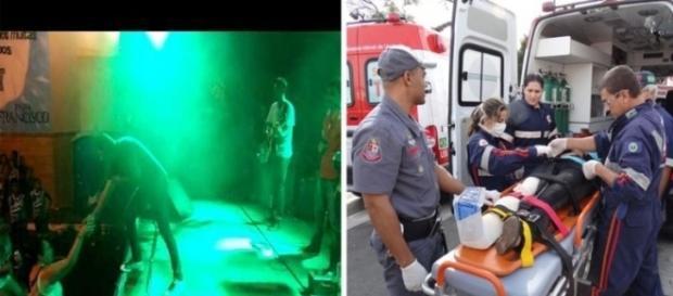 Cantor de arrocha morre vítima de acidente de moto