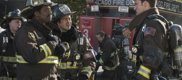 'Chicago Fire' season 5 returns soon [Image via Blasting News Library]