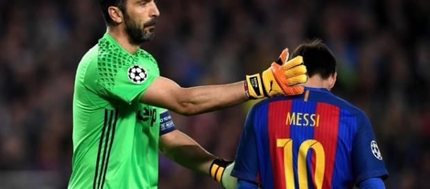 FC Barcelone - Juventus (0-0) : La Juve n'a même pas tremblé ...