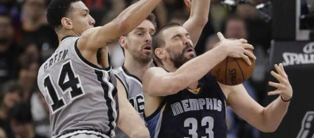 Gameday central: Spurs aim to take 2-0 lead over Grizzlies - San ... - mysanantonio.com