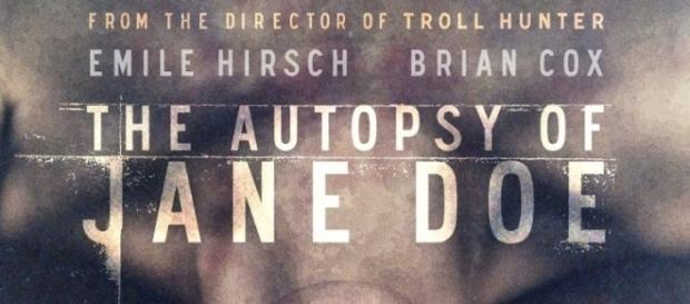"Locandina ""Autopsy of jane Doe"""