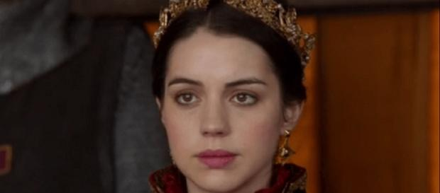 Mary aims for the English throne in 'Reign' [Image via Blasting News Library]