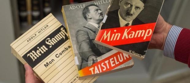 Mein Kampf torna nelle edicole dopo 70 anni.