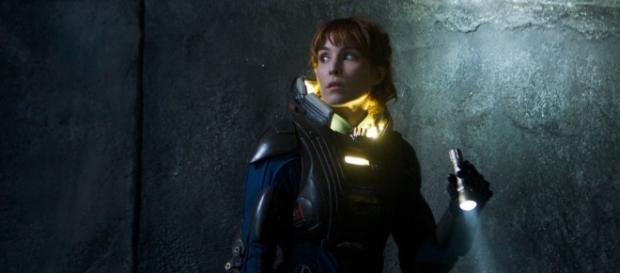 Noomi Rapace's Dr. Elizabeth Shaw Appears in Eerie New Promo for ... - geektyrant.com
