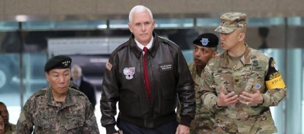 Pence warns North Korea 'era of strategic patience is over ... - timesfreepress.com