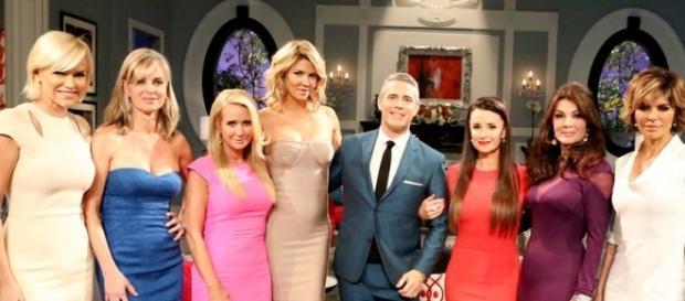 RHOBH cast photo via BN library