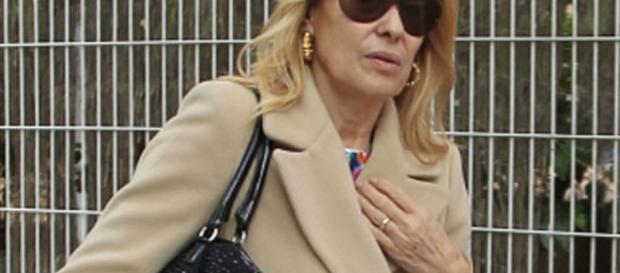 Rosa Benito recae de sus problemas psicológicos - diezminutos.es