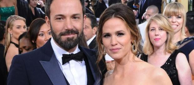 Source Youtube. Ben Affleck gains weight after split with Jennifer Garner