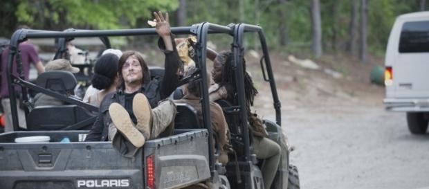 The Walking Dead : Le tournage s'apprete à reprendre dans quelques jours !