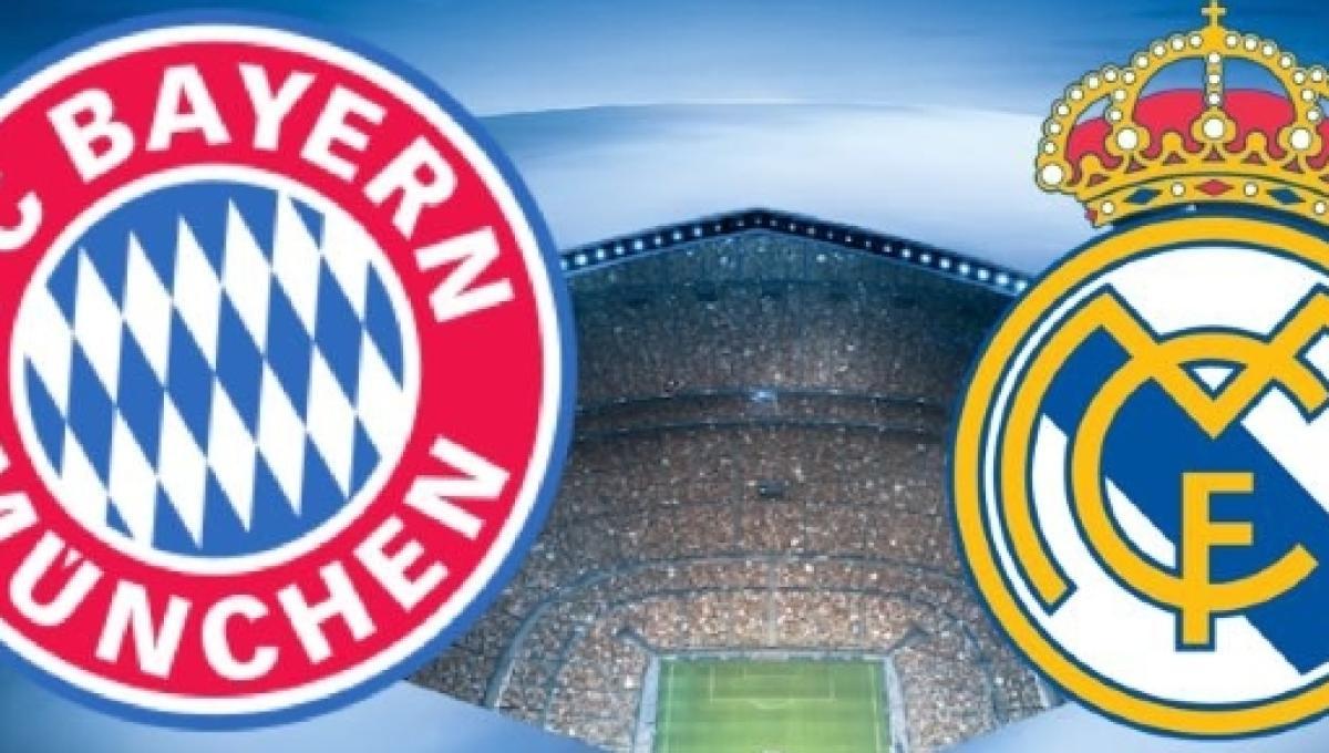 Real Madrid Vs Bayern Munich Some Interesting Stats