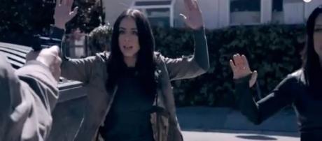Agents Of SHIELD episode 19,season 4 screenshot image via Andre Braddox