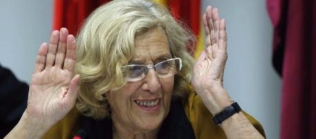 Manuela Carmena ha ganado las elecciones - La Voz Popular - lavozpopular.com