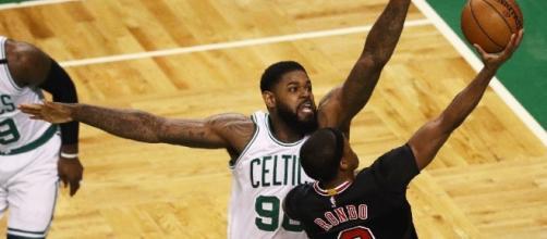 Bulls beat Celtics again, Raptors rebound in NBA playoffs - yahoo.com