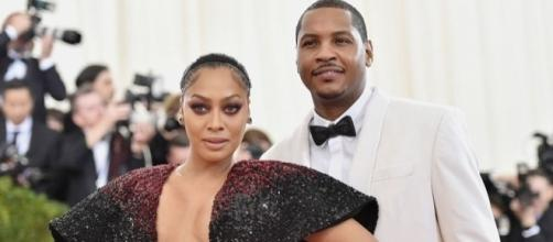 Carmelo Anthony and La La Anthony Are Separated | The Big Lead - thebiglead.com