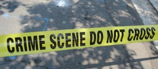 CRIME SCENE DO NOT CROSS | Crime scene tape put up on our st… | Flickr - flickr.com