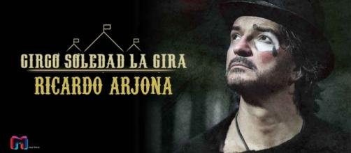 Entradas gira Ricardo Arjona | Ticketmaster Noticias - ticketmaster.es