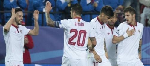 Le pagelle di Siviglia-Leicester 2-1 - Champions League 2016-2017 ... - eurosport.com