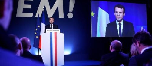 Macron, leader del movimento En Marche! - lastampa.it