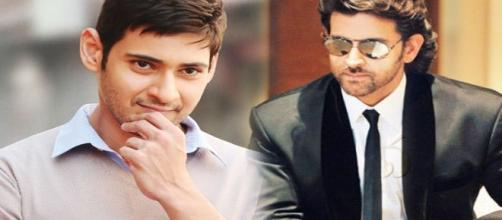 Mahesh Babu and Hrithik Roshan