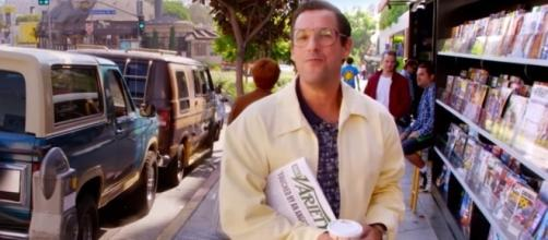 Netflix's Sandy Wexler Takes Adam Sandler Back to the Nineties ... - streamingobserver.com