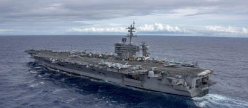 North Korea Warns of 'Merciless' Strikes as US Carrier Joins Drills - voanews.com