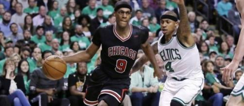 Rajon Rondo is a key part in why the Bulls hold a 2-0 lead - japantimes.co.jp