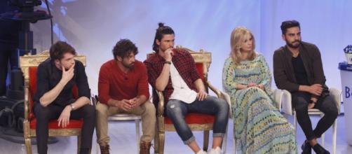 Uomini e Donne: scintille tra Luca e Marco, Soleil contesa dai ... - panorama.it