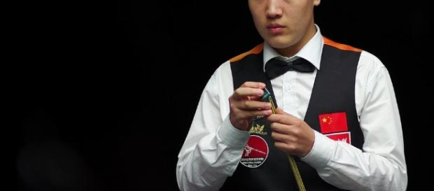 CHINESE DUO GET TEENAGE KICKS TO LAND WORLD CUP — Inside Snooker - inside-snooker.com