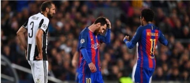 El Barcelona no metió un gol en 180 minutos y más de eliminatoria. BBC.com.