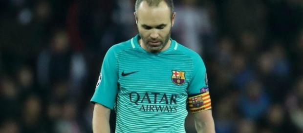 FC Barcelone : Andres Iniesta envoie un message aux supporters ... - newsdusport.com
