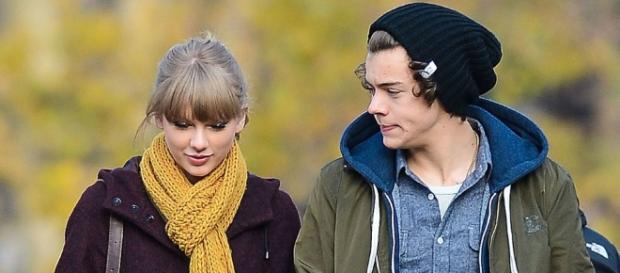 Harry Styles Writes Song About Taylor Swift-New One Direction Song ... - elle.com
