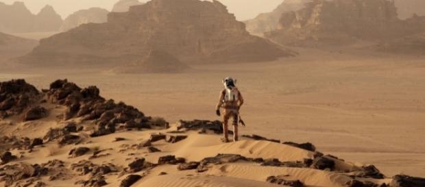 Homens em Marte é uma questão de tempo